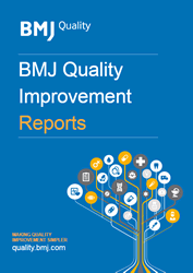 BMJ Quality Improvement Reports
