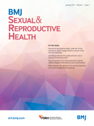 BMJ Sexual & Reproductive Health