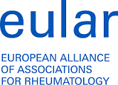 European League Against Rheumatism (EULAR) logo
