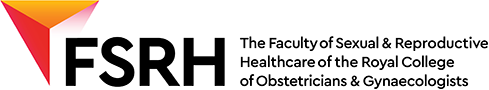 Logo for the Faculty of Sexual and Reproductive Healthcare