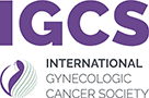 International Gynecolog Cancer Society logo and link