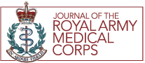 Logo for the Royal Army Medical Corps Association