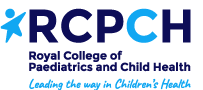 RCPCH logo (Royal College of Paediatrics and Child Health)