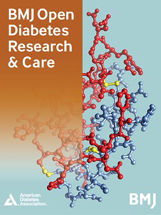 BMJ Open Diabetes Research & Care