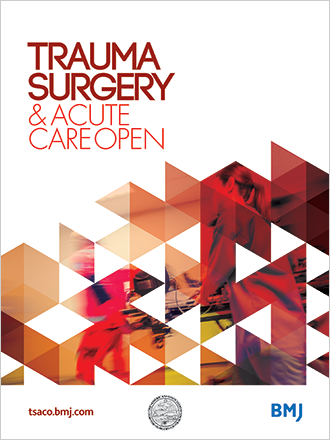 Trauma Surgery & Acute Care Open