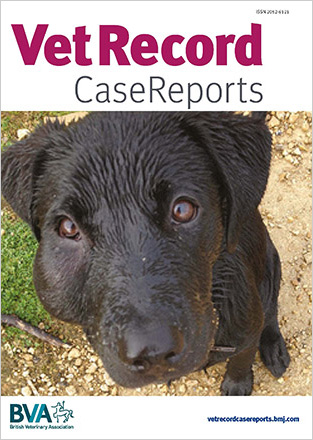 Vet Record Case Reports