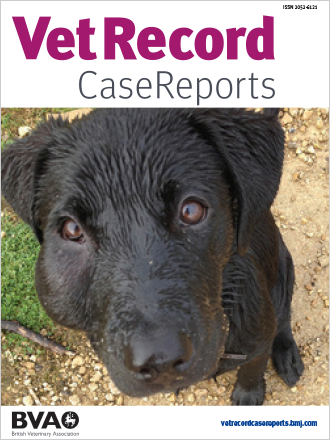 Veterinary Record Case Reports