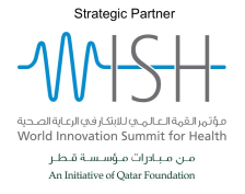 logo for the WISH Innovation Summit for Health
